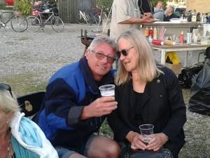 Høstfest i S/F Mellemfortet 1/8 2015. Foto Palle Aagensen