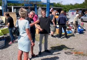 Høstfest i S/F Mellemfortet 2015. Fotos - Palle Aagensen
